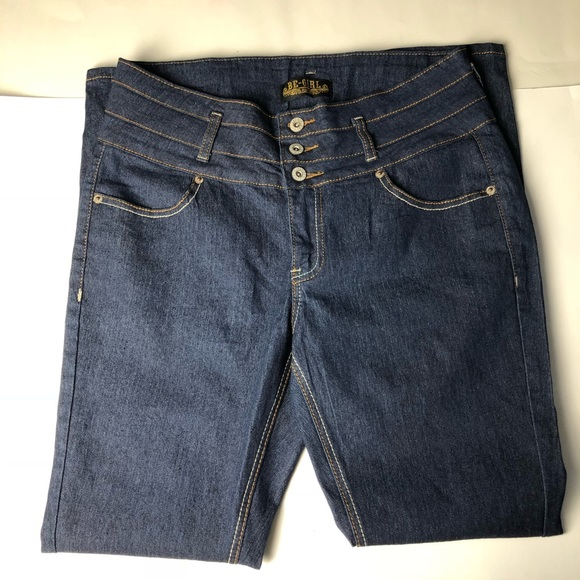 Be-Girl Denim - Be-Girl Hight Waisted Jeans